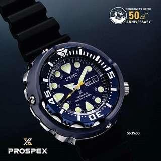 FS Seiko Prospex 50th anniversary(LNIB)WEEKENDS SPECIAL!!!
