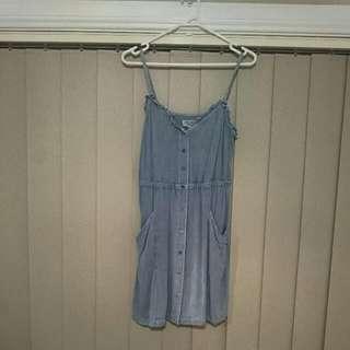 Just Jeans Light Denim Summer Dress