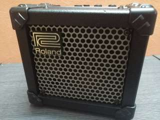 Roland Micro Cube Used ( Amp only, no power unit)