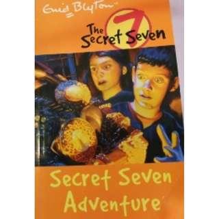 Enid Blyton - Secret Seven Series - Brand New