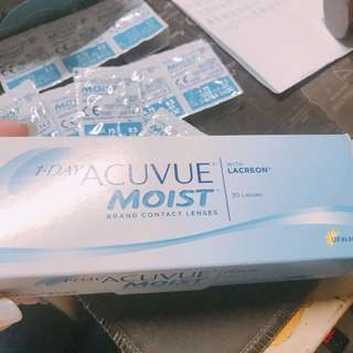 One Day Acuvue Moist隱形眼鏡
