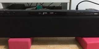 Yamaha sound bar ysp-4000