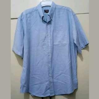RBH13 Cambridge Classics Light Blue Short Sleeves Polo XXL