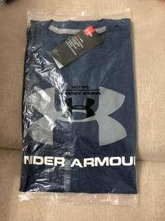 Under Armour heat gear 全新短袖T恤