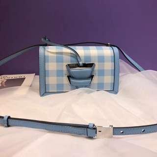 法式格紋特別版 Loew* Barcelona bag