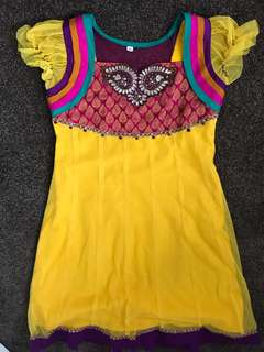 Indian top size 8