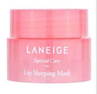 PRE-ORDER Laneige Lip Sleeping Mask