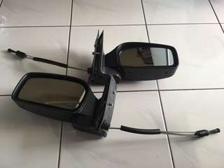 side mirror citroen evasion