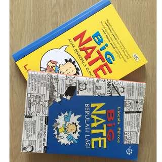 Novel Komik Big Nate 1 & 2