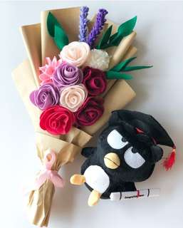 Graduation Bouquet set