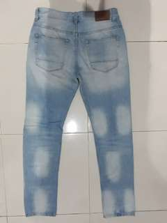 Celana Panjang Jeans Pull And Bear Original 100%