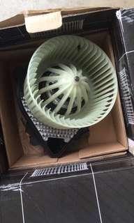 aircond blower citroen evasion