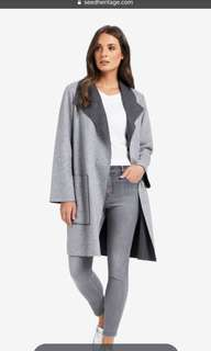 New with tags seed coat xs. RRP $289