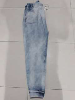 Celana Panjang Jogger Pull And Bear Original 100%