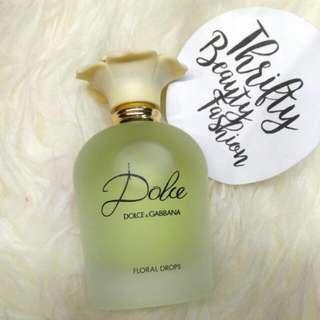 *authentic* D&G Dolce Floral Drop 85ml Edt