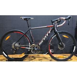 *Brand New* Scott Speedster 20 Disc - road bikes
