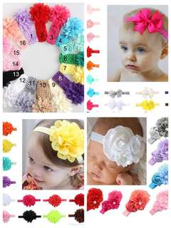 Kid headband bulk 600 items