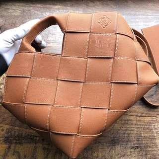 Leowe 2018手挽袋woven tote bag