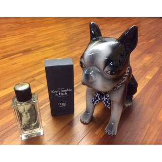 🚚 Abercrombie & Fitch Fierce Cologne/男用香水