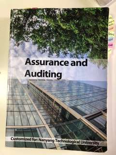 AC2104/AC3104 Assurance and Auditing