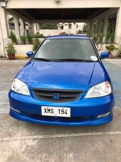 Honda Civic Vti-s 2004 lancer,altis,sedan