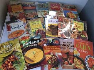 Pre-owned Mini Cook Books
