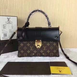 LV One Handle Flap Bag MM