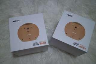Miniso We Bare Bears Mini Speaker