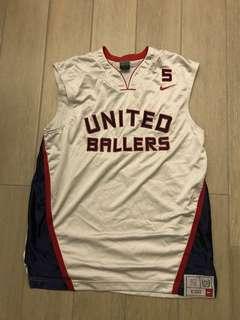 Nike Jason Kidd 美國隊5號籃球背心