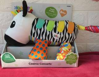 Baby Company Musical Stuffed Toy