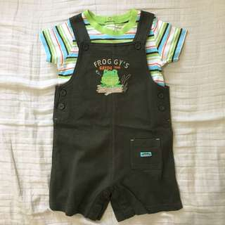 Carter's Baby Overall / Jumpsuit