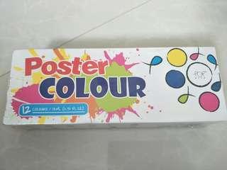 Poster colour (POP art)