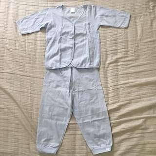St. Patrick Baby Pajamas