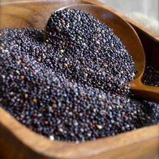 Black Quinoa (Rice Alternative, Weightloss, Gluten Free) - 200g