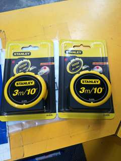 Stanley Measuring Tape (Check Sizes And Prices Below)