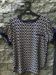 Baju blouse fit to L & XL