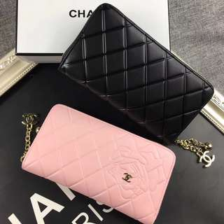 Dompet chanel semi ori quality