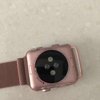 Apple watch 42mm no box only the accessories
