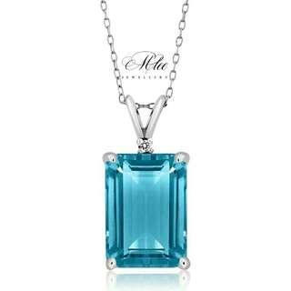 Lux Gemstone Pendant