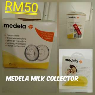Medela Milk collector