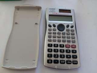 Casio fx-3650P 計數機