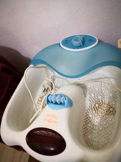 Foot massage / home spa