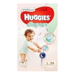 Huggies Diapers L