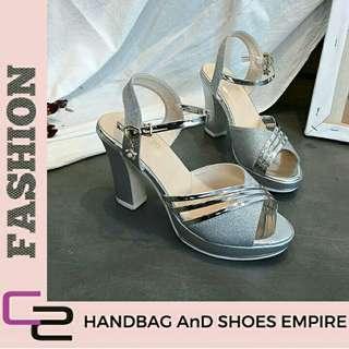 Women high heels casual straps high heels sandals