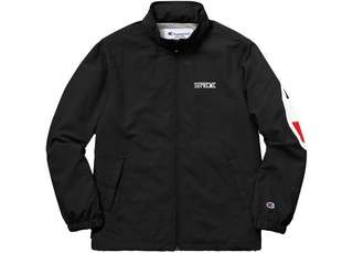 Supreme/Champion Track Jacket