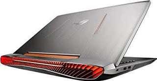 Buying all gaming laptop asus rog alienware razer msi