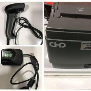 POS equipments (3 items)