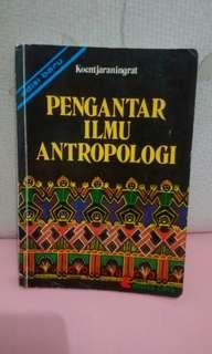 Buku Pengantar Ilmu Antropologi