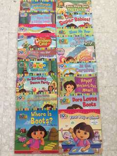 Dora the explorer story books