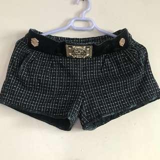 Little Black Shorts :)